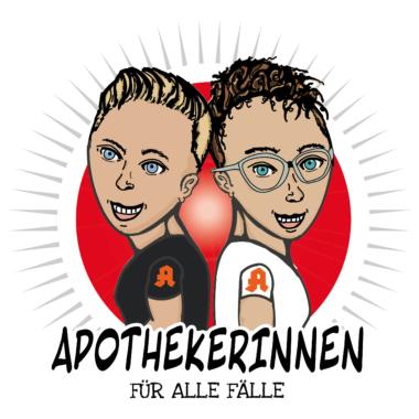 Die 2 Apothekerinnen für alle Fälle – der Podcast rund um Gesundheit