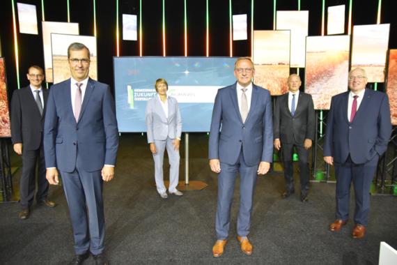 Virtuelle Hauptversammlung der AGRAVIS Raiffeisen AG