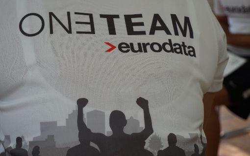 eurodata läuft für den guten Zweck