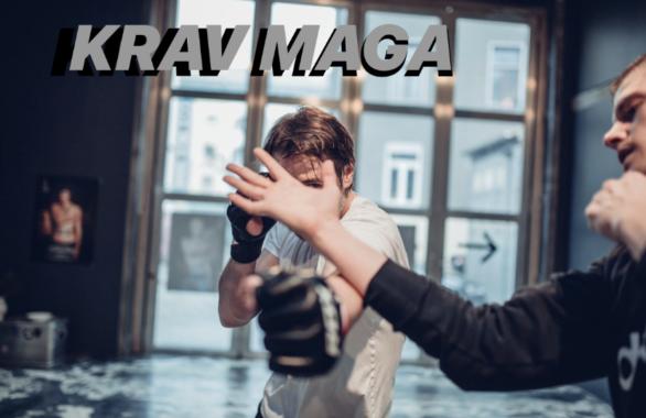 Krav Maga Frankfurt – Selbstverteidigung bei Strikefit