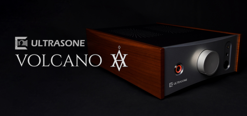 ULTRASONE präsentiert Volcano: Kopfhörerverstärker der Superlative