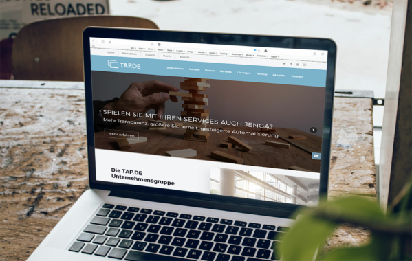 TAP.DE launcht neuen Webauftritt