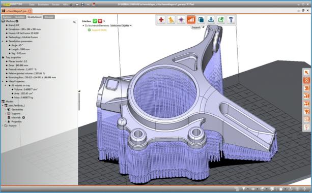Marktneuheit: 3D Druck Software erzeugt exakte STEP Daten