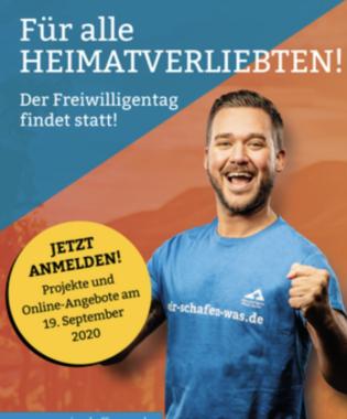 Der Freiwilligentag der Metropolregion Rhein-Neckar findet statt – in angepasster Form