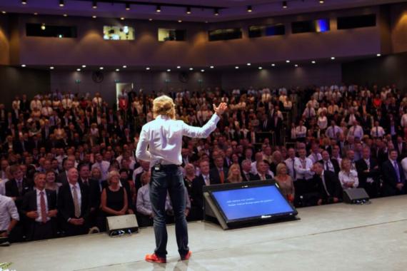 Rednermacher Seminar für Keynote-Speaker in Frankfurt