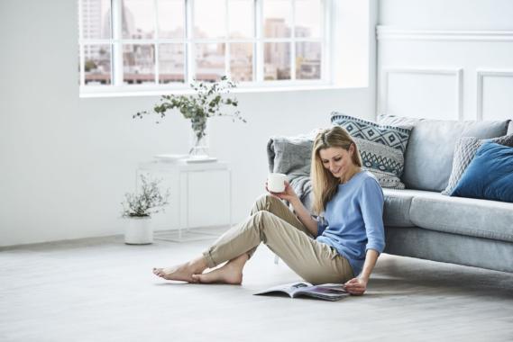 Smart, umweltfreundlich und wohnkomfortabel: Bedarfsorientiert heizen mit Einzelraumregelung