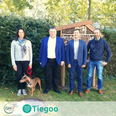 Tiegoo schließt Beteiligungsrunde mit Deutschlands ältestem Tierversicherer
