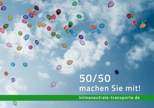 Alpensped startet Klimainitiative 50/50