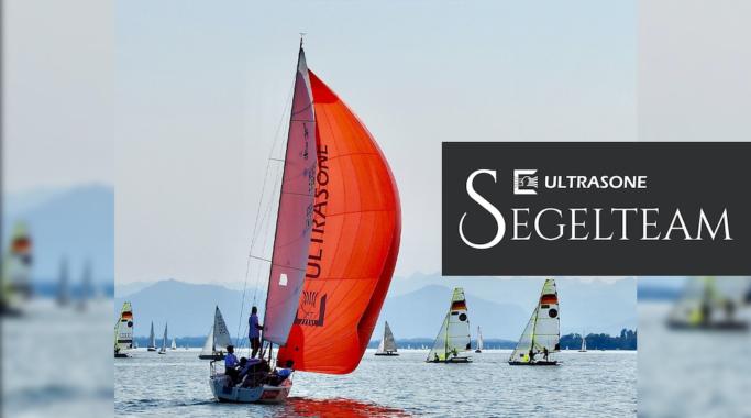 ULTRASONE zeigt vollen Einsatz: Regattasegel-Team der Manufaktur erringt Podiumsplätze am Starnberger See