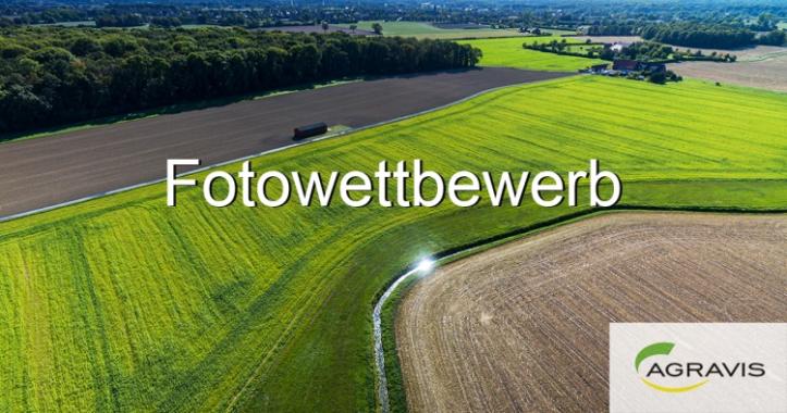 Fotowettbewerb der AGRAVIS Raiffeisen AG