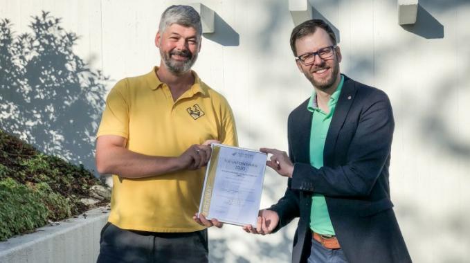 Hoppe und Ganter, KFZ Sachverständige, sind TOP-UNTERNEHMEN 2020