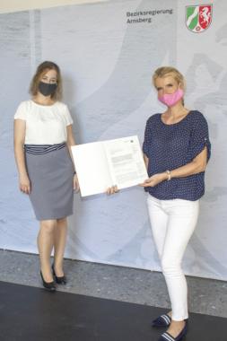 Neu gegründete Pflegeschule in Hagen erfolgreich gestartet