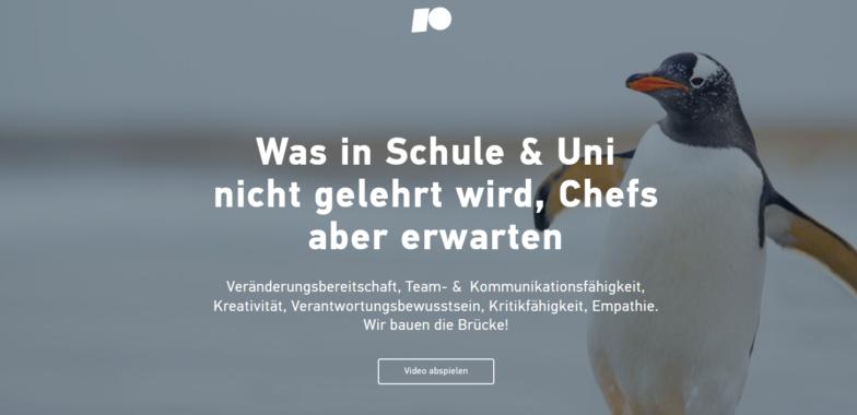 """Krügers Crowdfunding """"soziale Kompetenz für Schüler und Studenten – SoKom16"""" gestartet"""