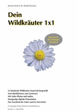 """Empfehlung: """"Dein Wildkräuter 1×1"""""""