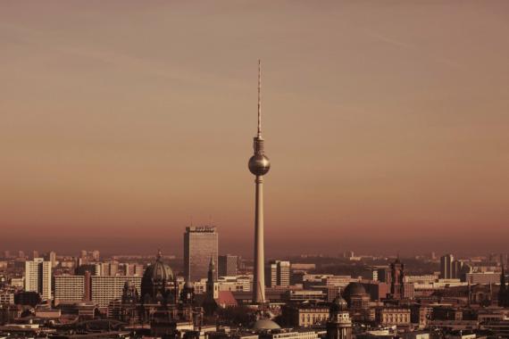 Heimatliebe: Berlin, eine Stadt im ewigen Wandel