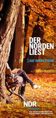 """Herbsttour """"Der Norden liest"""":"""