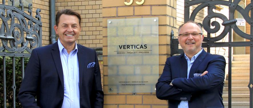 25 Jahre Merchandising in Wiesbaden:  Werbeartikeldienstleister Verticas feiert großes Jubiläum