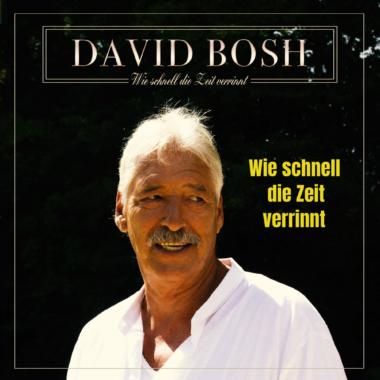 OUT NOW – Die neue Single von DAVID BOSH