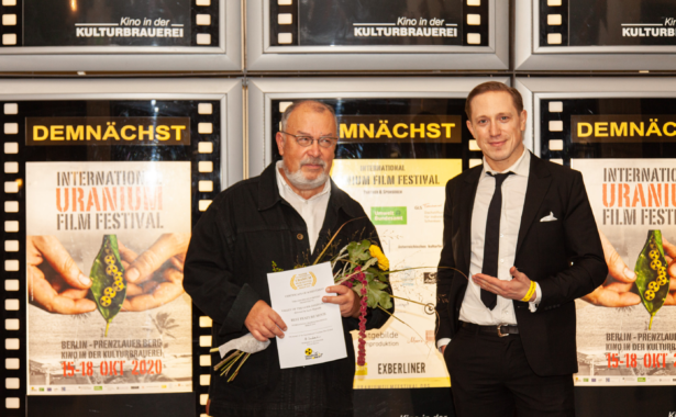 Valley of the Gods received Festival Award in Berlin