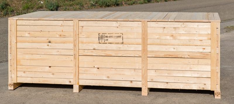 Logistische Aufgaben in Gaggenau mit Transportkisten meistern