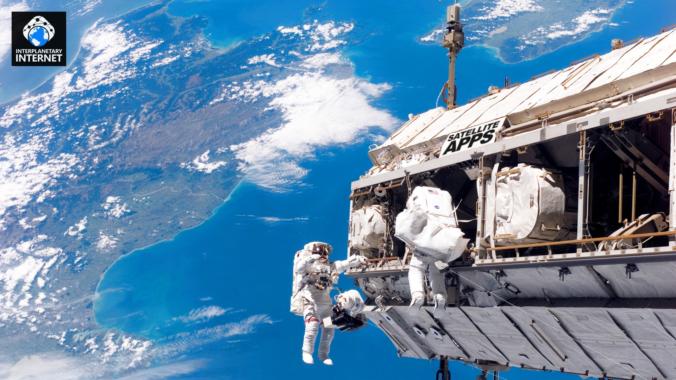 Interplanetary Internet und Interplanetary Transport-Plattform