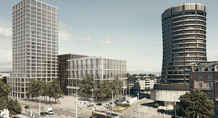 Thomas Gelmi: Büro Basel neu im Baloise Park