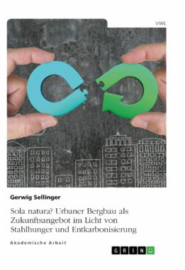 Urban Mining – Städte als Rohstoffminen gegen den Klimawandel?