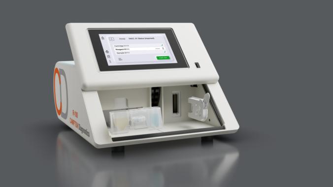 Schnelle Diagnostik dank Blutanalysegerät von CAMPTON Diagnostics