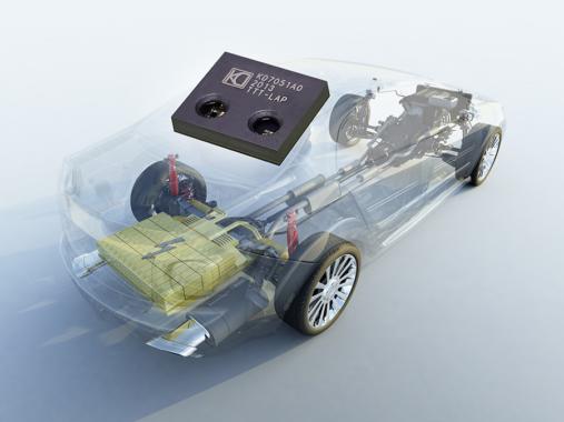 KDPOF stellt neuen KD7051 PHY für die Vernetzung im Auto vor