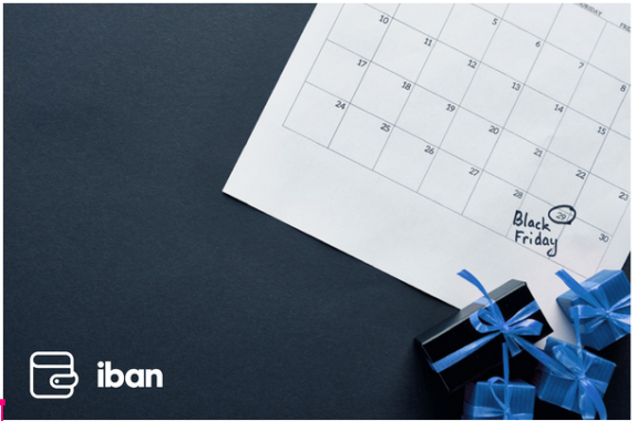 How to flip the script on Black Friday with Iban Wallet