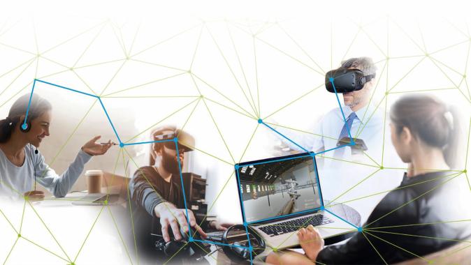 3D-Simulation in Corona-Zeiten: Mit DUALIS virtuell Fabrikprozesse testen und planen