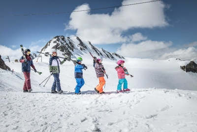 Familien-Skilehrer in Kaprun und am Kitzsteinhorn