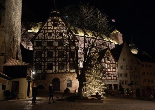 Weihnachtliches Nürnberg 2020 erleben