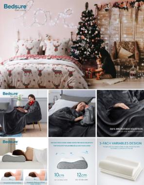 Dein exklusiver Weihnachtsgeschenke Guide – die besten Produkte von Bedsure schenken