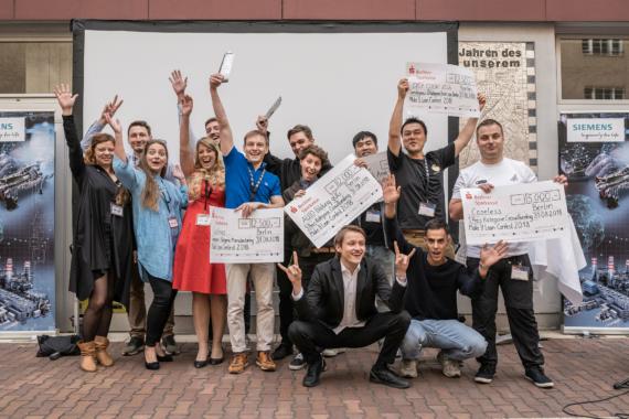 13.000 Euro beim Startup-Ideen-Wettbewerb gewinnen!