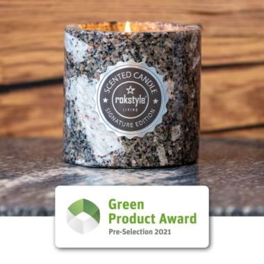 Rokstyle Living ausgezeichnet beim Green Product Award 2021