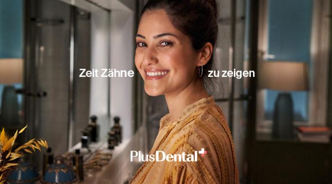 """Empowerment für PlusDental Patienten: """"Zeit Zähne zu zeigen"""""""