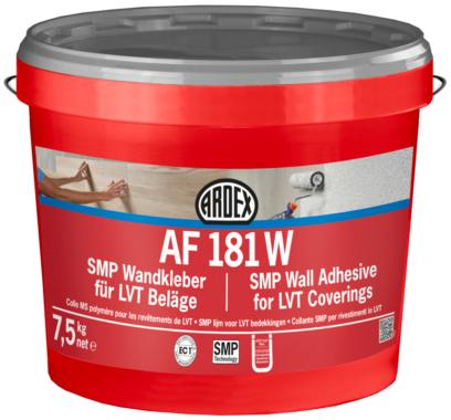 Optimal für Wände und Bäder: Neuer SMP-Wandkleber von Ardex