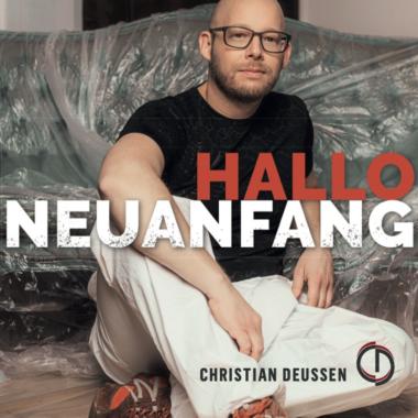 Christian  Deussen  –  Hallo  Neuanfang:  Single  Release