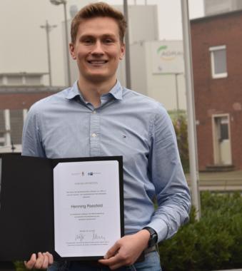 AGRAVIS Raiffeisen AG: Informatikkaufmann startet durch