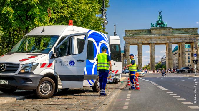 SoftProject freut sich über den Neukunden Stromnetz Berlin GmbH