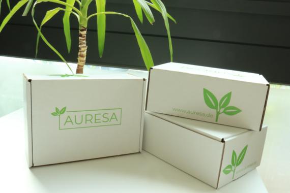 Raus aus dem Lager und rein in die Tasse: AURESA schafft Platz mit großer Sale-Aktion