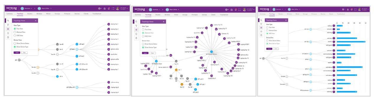 CES 2021 – NETGEAR hebt seine NETGEAR Insight Cloud/Remote-Managementlösung mit intuitiven Netzwerk-Topologie-Mapping auf die nächste Stufe