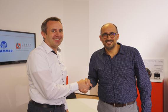 Grammer AG und Systemtechnik LEBER kooperieren erfolgreich bei der Entwicklung von Elektroniksystemen