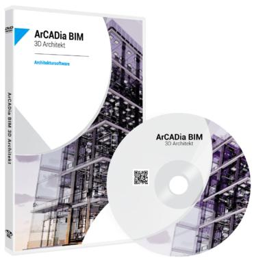 ArCADia BIM 3D Architekt – die neue Software der Plan7Architekt-Entwickler