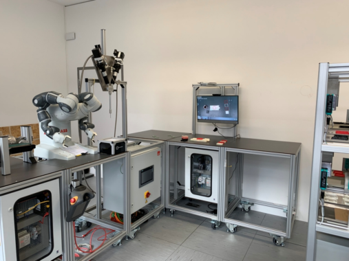 PTA an Entwicklung des Smart Production Demonstrator beteiligt