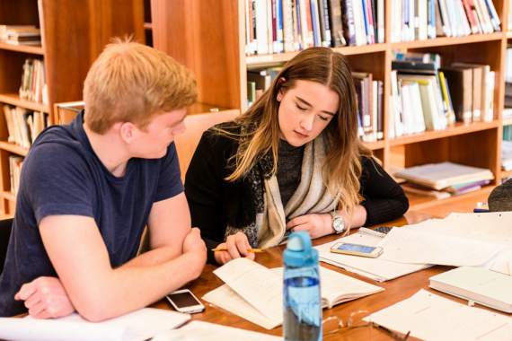 Mit dem qualifizierenden Realschulabschluss zum Abitur – Lietz Internat Schloss Bieberstein