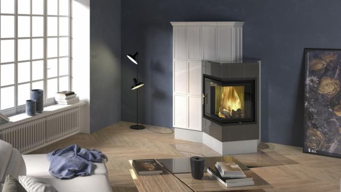 Design-Holzfeuerstätte: Wertanlage mit Zukunft