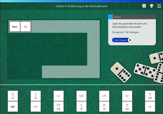 Lernsoftware BRAINIX sorgt für hohe Aufmerksamkeitsbindung