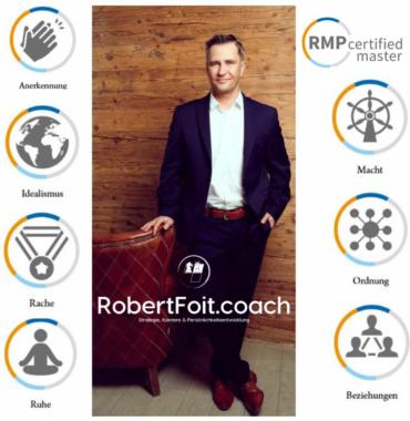 Wissenschaftlich bewiesen: Das Reiss Motivation Profile ® findet beim Karrierecoaching Anwendung
